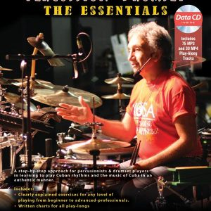 Cuban Rhythms for Percussion and Drumset The Essentials